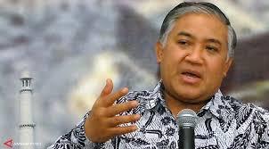 Ketua Dewan Pertimbangan MUI, Din Syamsudin (sumber : google)