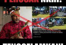 Photo of Mewaspadai Propaganda Intervensi Kemanusiaan di Tanah Papua