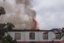 Photo of Tepis Isu Provokasi, Ini Kronologi Kebakaran Asrama Mahasiswa Tomohon