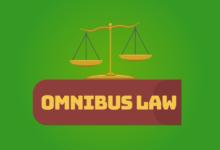 Photo of Mendukung Omnibus Law Demi Kemajuan Bangsa